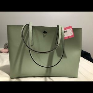 Pistachio Large Molly Kate Spade Tote
